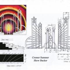 Cromer Summer Backer with Fret & Tech