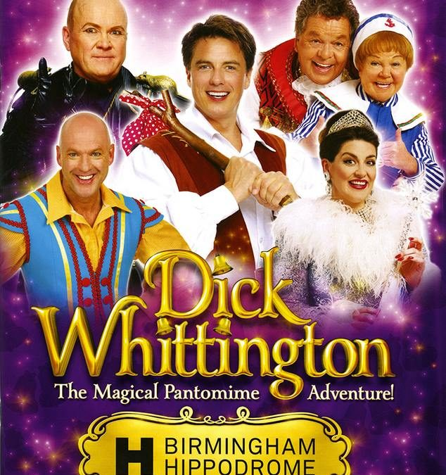 Dick Whittington 2016/17