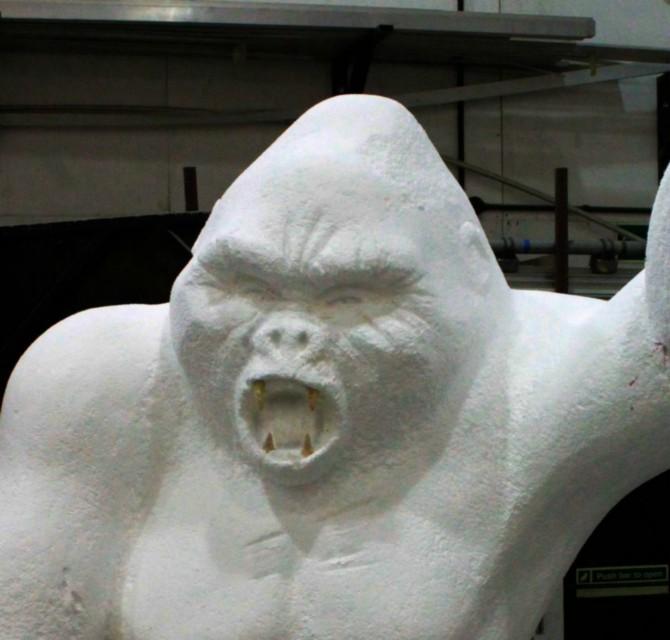 Go Go Gorillas – Workshop Build