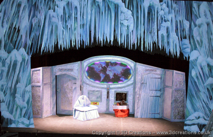 Santa Claus & the Christmas Adventure at The Ambassadors Theatre
