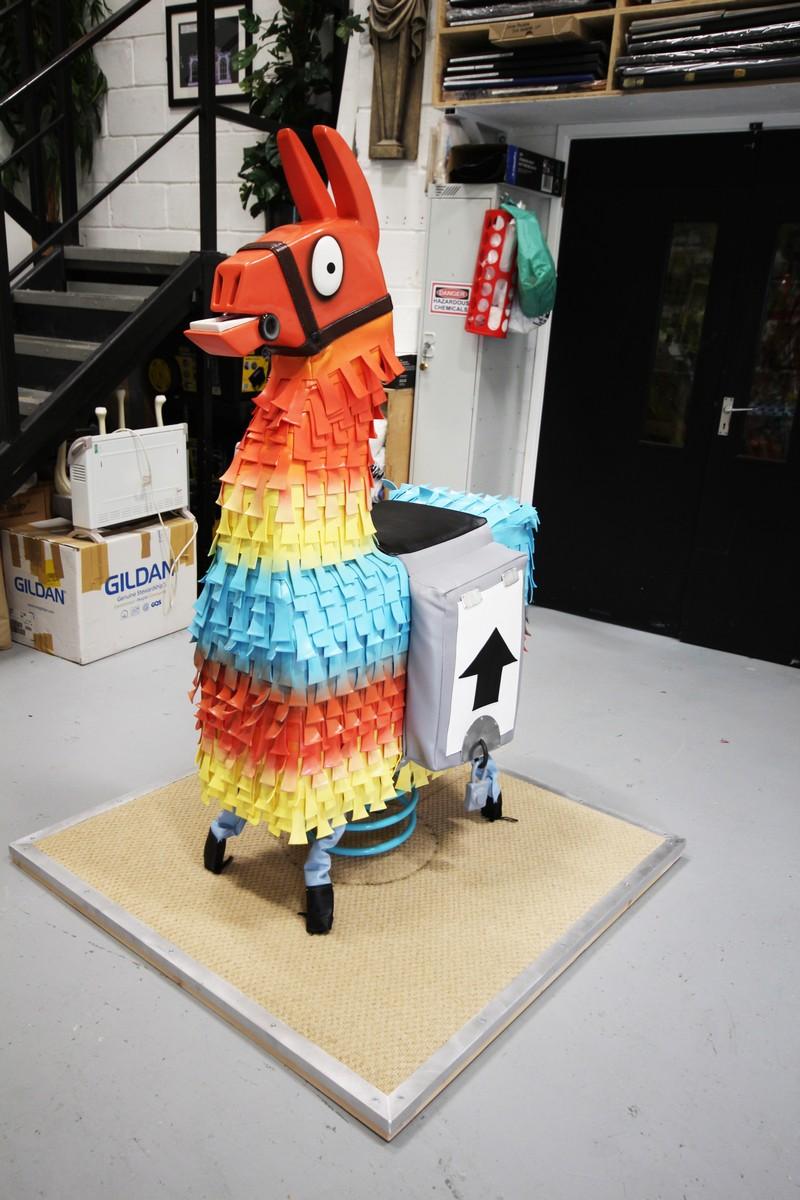 Fortnite Llama 3d Creations