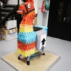 Fortnite llama prop for #gamecom2017 (1)
