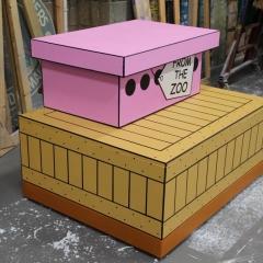 Dear Zoo - Frog Crate