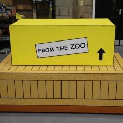 Dear Zoo - Monkey Crate