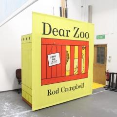 Dear Zoo - Open Banner
