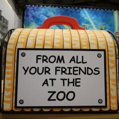 Dear Zoo - Puppy basket