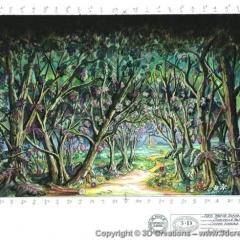 160309-Spring-woodland-cloth-backer