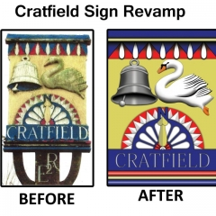 Cratfield-Village-Sign-Restoration