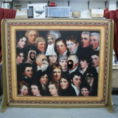 FAMILY-MATTERS-Comedy-Picture-Frame
