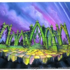 Land-of-Make-Beleive-WITCHES-CASTLE-DESIGN