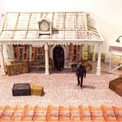 Cat-Stevens-Peace-train-late-again-tour-Model-Box-with-various-floor-concepts-7-