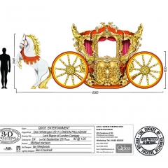 Dick Whittington Design Lord Mayors Carriage