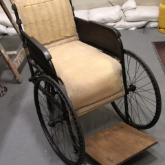 Refurbished wheelchair (2)