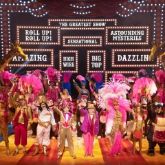 Goldilocks and the Three Bears - Theatre Royal Newcastle - The Company - Credit Paul Coltas