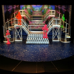 Star-Factory-Model-of-Stage-Set-Build-For-Cruse-Ship