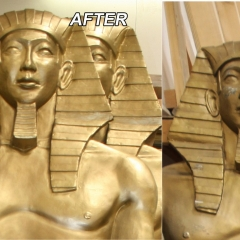 Re-Freshed pharaoh B & A