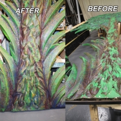 Re-Freshed tree b & A