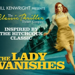 1 The Lady Vanishes Poster