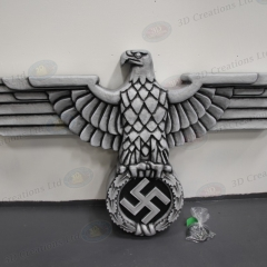 3 The Lady Vanishes Poster - Finished Nazi Symbolism (1)