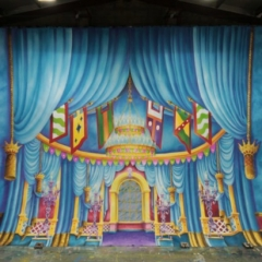 Finale-2013-Snow-White-Theatre-Sets-Props-Scenery-Hand-painted-Design-Backcloths-in-workshop-1-