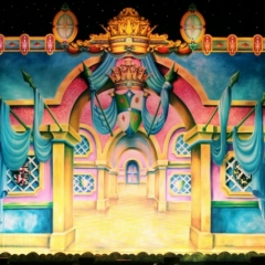 Palace-Corridorr-2013-Snow-White-Theatre-Sets-Props-Backcloths-hand-painted