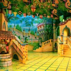 Palace-Courtyard-2013-Snow-White-Theatre-Sets-Props-Backcloths-hand-painted-5-