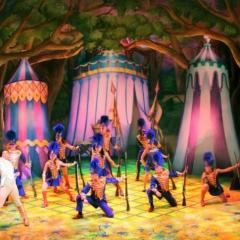 Royal-Encampment-2013-Snow-White-Theatre-Sets-Props-Backcloths-hand-painted-2-