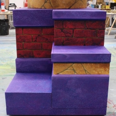 Peter Pan Finished Chimney Pots (2)
