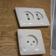 1 Russian sockets
