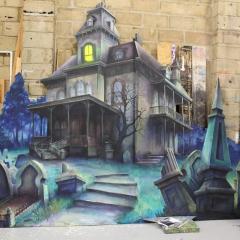 Cromer Seaside Pavilion Theatre Haunted scene (3)