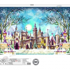 Open Act Castle Backer GAUZE - Snow White - London palladium  30th July 2018
