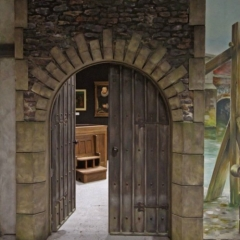 Witch-Arch-Door