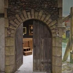Witch-Arch-Door