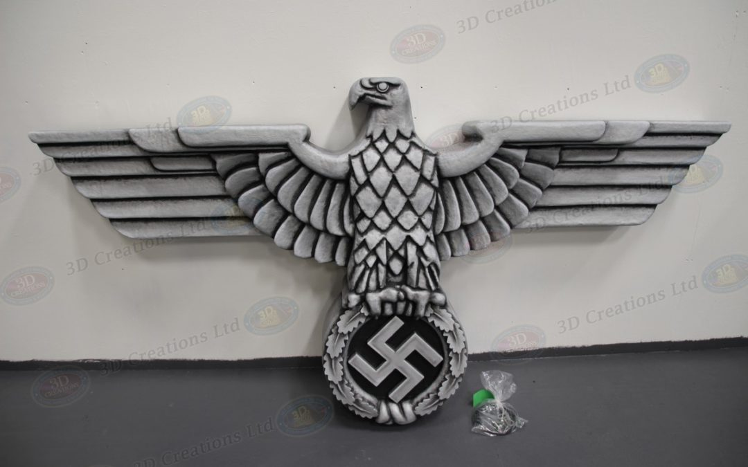 Nazi Eagle – The Lady Vanishes