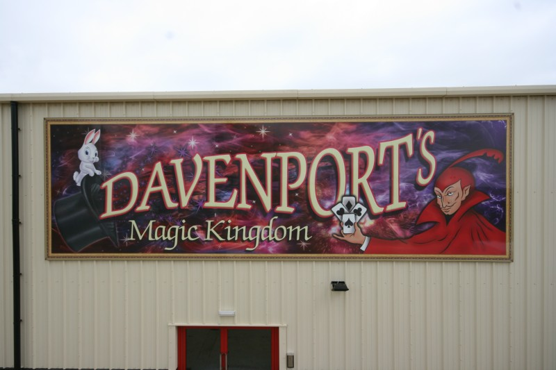 DAVENPORTS MAGIC KINGDOM, North Walsham Norfolk