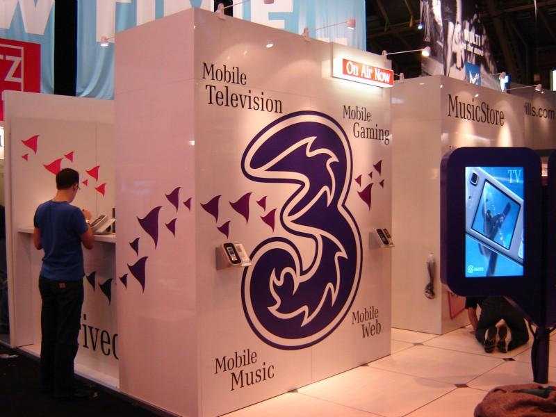 3 Mobile Exhibition Stand Design & Build