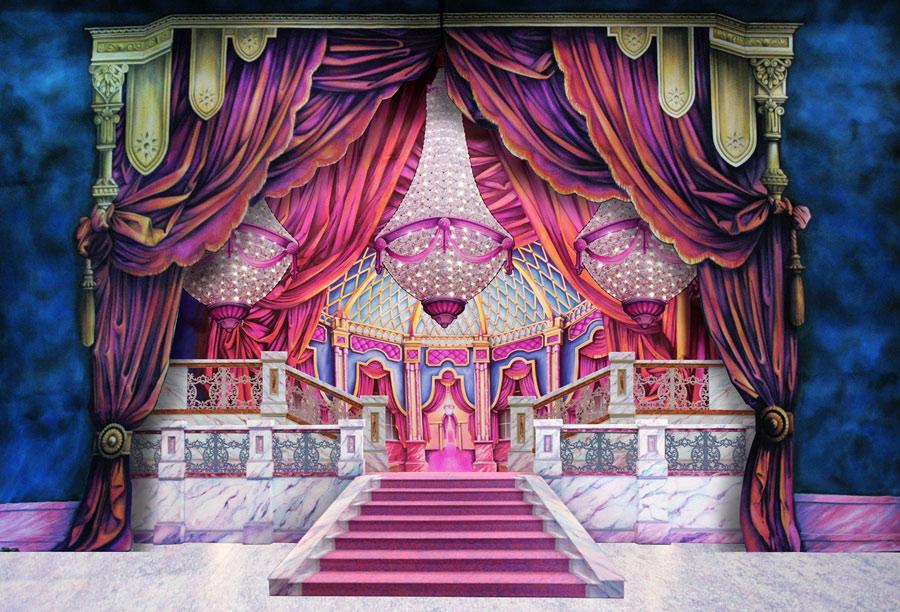 Cinderella Birmingham Hippodrome with Brian Conley & Basil Brush
