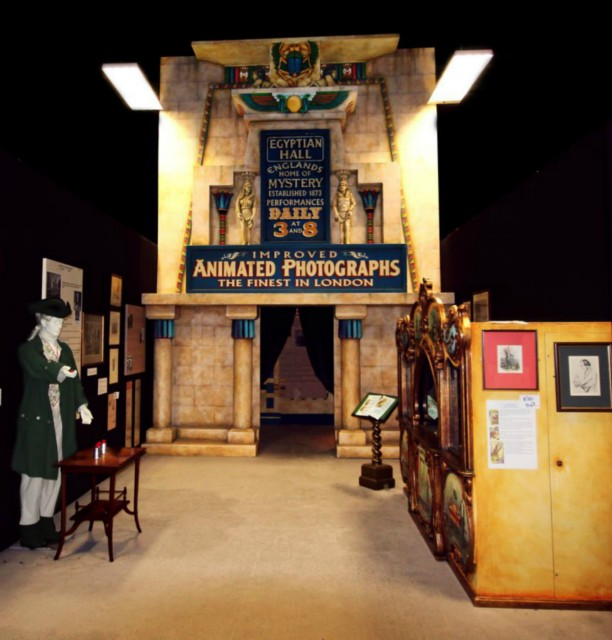 Davenports Magic Kingdom – Final Exhibition