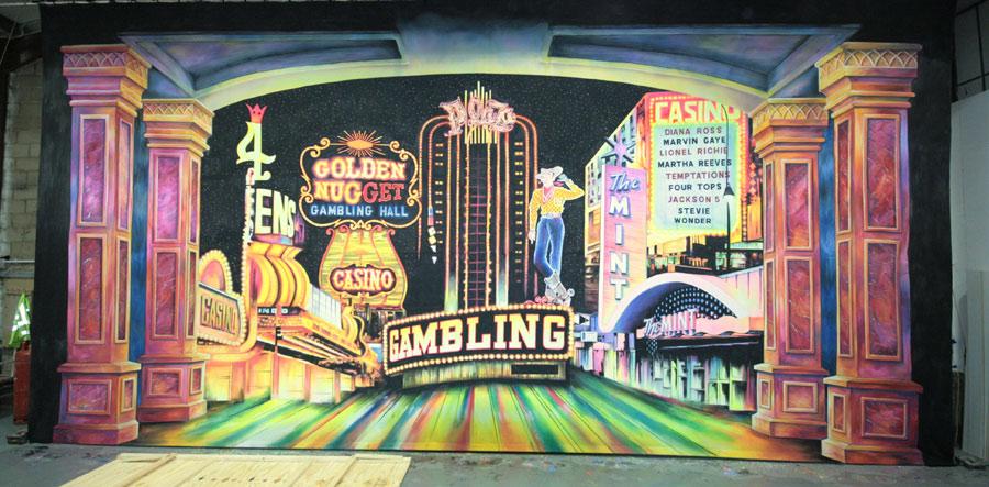 Las Vegas Backdrops