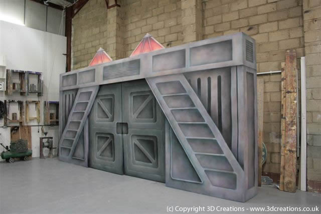 Jedi Training Camp at Lego Land