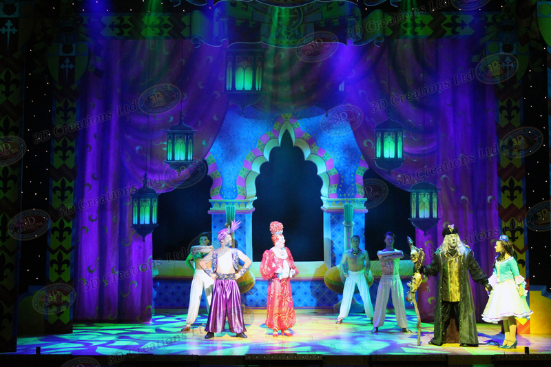 Dick Whittington Pantomime, Newcastle