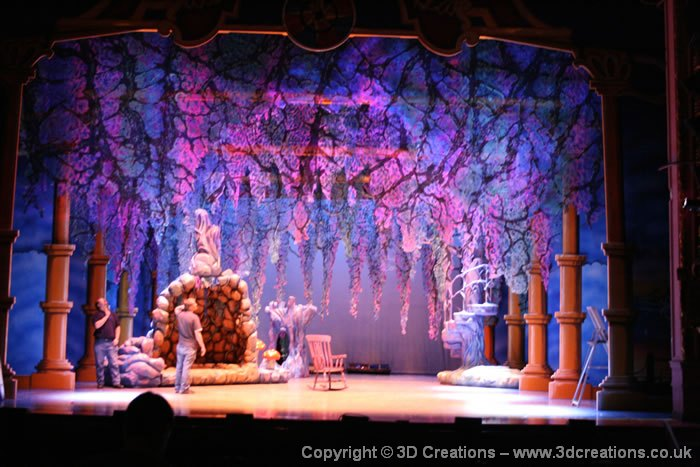 Peter Pan – Qdos Theatre Productions
