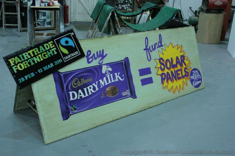 Cadbury's Touring Promotion