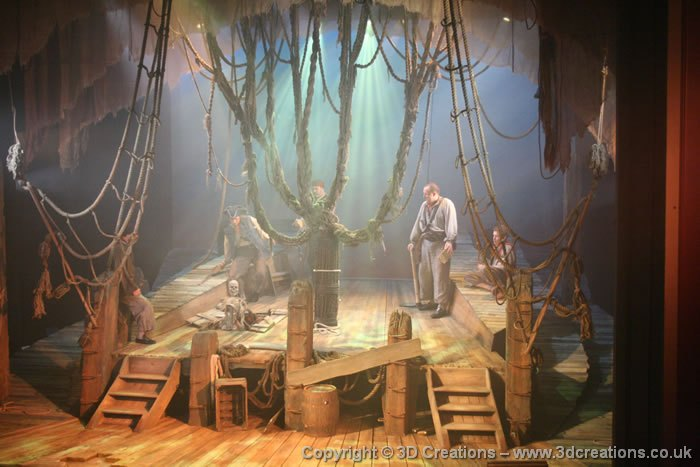 Treasure Island – Birmingham Stage Company